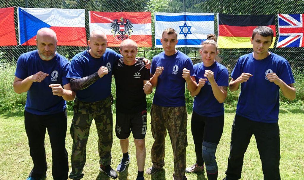 Organizátor Fabián Safta - Seminář s Avivit Cohen v Rakousku (22-24/6/2018)
