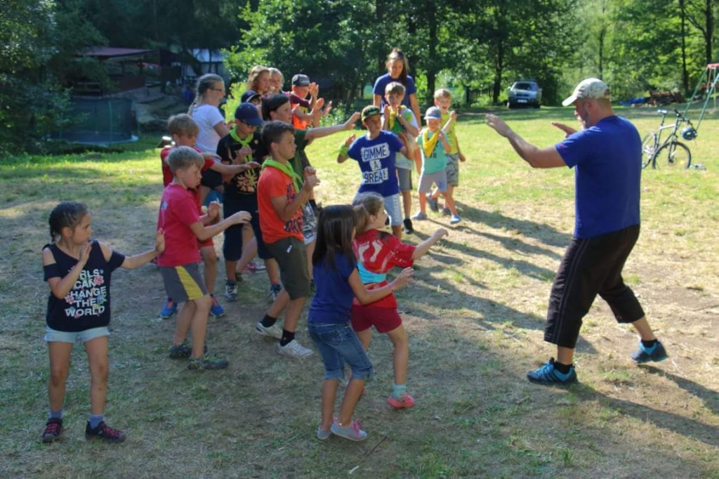 9/7/2018 - Letní tábor ČTÚ Kotvina (Klášterecko)