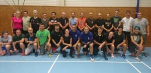 Nábor KAPAP CZECH v Sedlčanech - výcvik mládež a dospělí (11/9/2018)