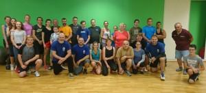 Nábor KAPAP CZECH ve Slaném (18/9/2018)