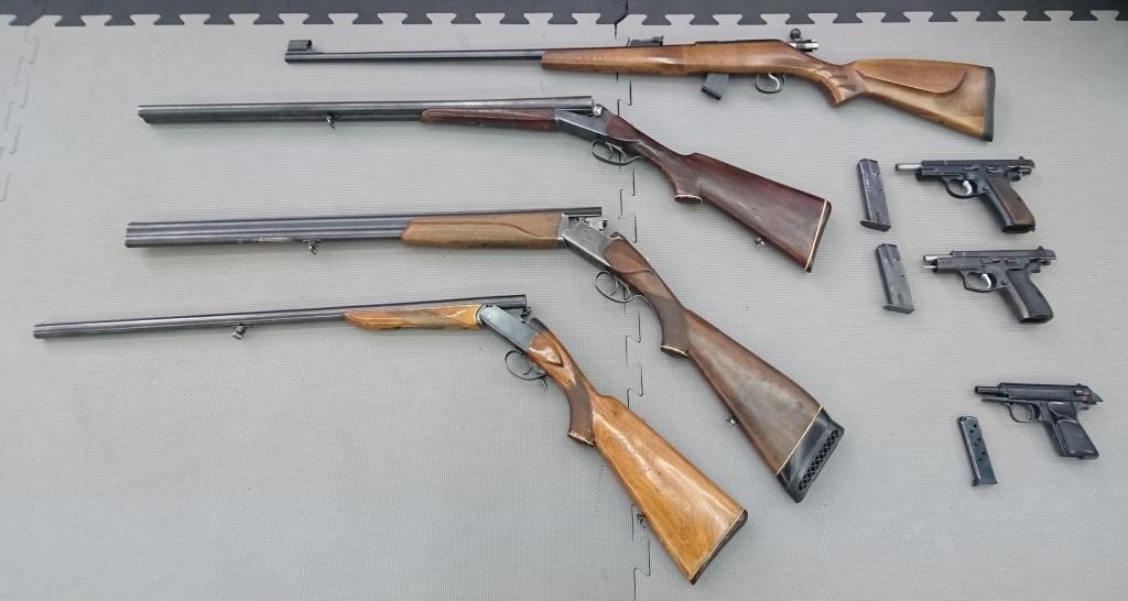 Střelecký kurz L1 - Příprava na zbroják (22/9/2018)