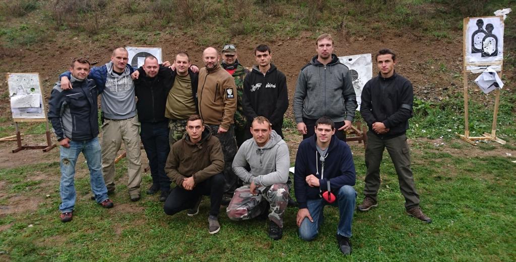 Střelecký kurz L2 - Rozvoj pro majitele zbrojáků (23/9/2018)