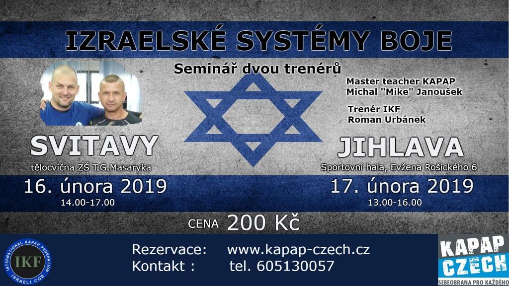 Pozvánka na semináře Svitavy (16.2.) a Jihlava (17.2.)