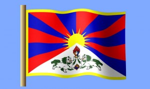Vlajka pro Tibet (10/3/2019)