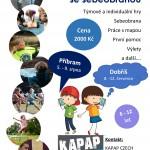 Příměstský tábor KAPAP Dobříš a Příbram 2019