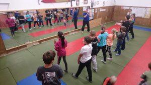 Dětský trénink sebeobrana Hořovice