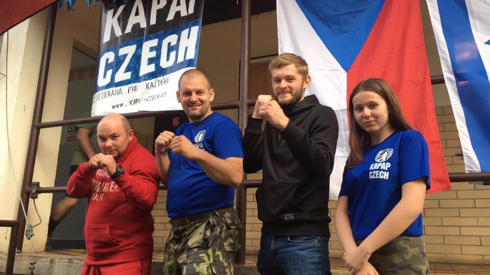 Michal Maršoun & Mike & cvičenci Cheb v Kožlanech (25/5/2019)