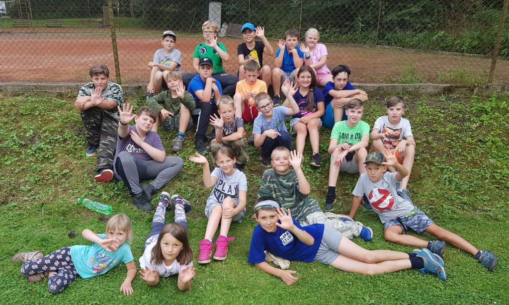 KOŽLANY: Letní KAPAP KIDS CAMP 2020